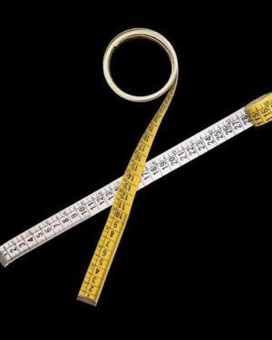 Centimetro de Hule – Amarillo