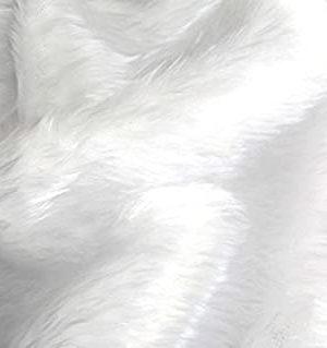 Tela Peluche – Blanca X1M