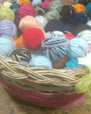 Ovillo de lana x10gr
